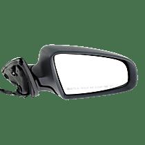 Mirror Power Folding - Passenger Side, Light textured