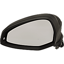 Driver Side Heated Mirror - Power Glass
