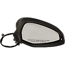 Passenger Side Heated Mirror - Power Glass