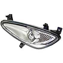 Fog Light (Oval) - Replaces OE Number 221-820-01-56
