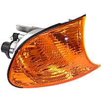 LLA701 Turn Signal Light with Yellow Lens - Replaces OE Number 63-12-6-904-300