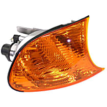 Turn Signal Light with Yellow Lens - Replaces OE Number 63-12-6-904-300
