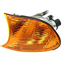 LLA702 Turn Signal Light with Yellow Lens - Replaces OE Number 63-12-6-904-299