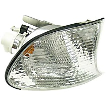 Automotive Lighting LLC381 Turn Signal Light with White Lens - Replaces OE Number 63-12-6-904-308