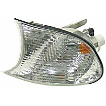 Automotive Lighting LLC382 Turn Signal Light with White Lens - Replaces OE Number 63-12-6-904-307