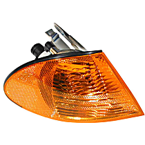 LLC841 Turn Signal Light with Yellow Lens - Replaces OE Number 63-13-6-902-766