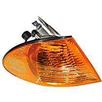 Turn Signal Light with Yellow Lens - Replaces OE Number 63-13-6-902-766