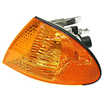 LLC842 Turn Signal Light with Yellow Lens - Replaces OE Number 63-13-6-902-765