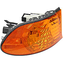 LLD241 Turn Signal Light with Yellow Lens - Replaces OE Number 63-13-8-379-108