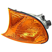 Automotive Lighting LLD622 Turn Signal Light with Yellow Lens - Replaces OE Number 63-13-6-919-649