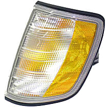 Automotive Lighting LLD651 Turn Signal Assembly Headlight - Replaces OE Number 124-826-11-43