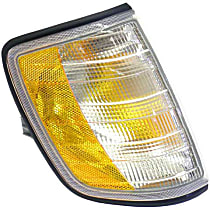 Automotive Lighting LLD652 Turn Signal Assembly Headlight - Replaces OE Number 124-826-12-43