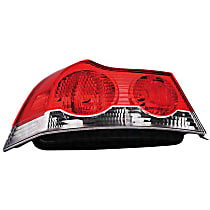 Automotive Lighting LLG711 Taillight - Replaces OE Number 31294063