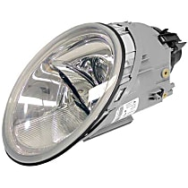 Automotive Lighting LPG801 Headlight Assembly (Halogen) - Replaces OE Number 1C0-941-030 K