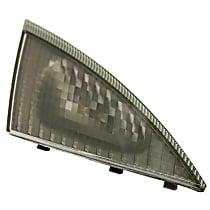 Automotive Lighting LRC051 Headlight Corner Trim (Clear) - Replaces OE Number 996-631-046-00
