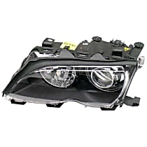 Headlight Assembly (Bi-Xenon) Automotive Lighting (AL) - Replaces OE Number 63-12-7-165-779