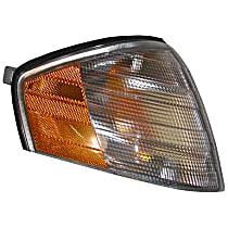 Automotive Lighting LUS4811 Turn Signal Assembly Headlight (Clear) - Replaces OE Number 129-826-08-43