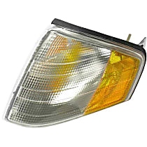 LUS4812 Turn Signal Assembly Headlight (Clear) - Replaces OE Number 129-826-07-43