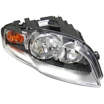 Automotive Lighting LUS4851 Headlight Assembly (Halogen) - Replaces OE Number 8E0-941-004 AL