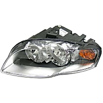 LUS4852 Headlight Assembly (Halogen) - Replaces OE Number 8E0-941-003 AL