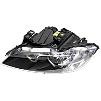 LUS5492 Headlight Assembly (Bi-Xenon Adaptive) - Replaces OE Number 63-11-7-182-517