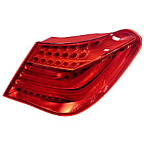 Automotive Lighting LUS5731 Taillight Assembly for Fender - Replaces OE Number 63-21-7-182-202