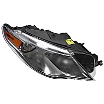 Automotive Lighting LUS6971 Headlight Assembly (Halogen) - Replaces OE Number 3C8-941-006 F
