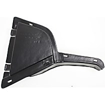 Front, Passenger Side Bumper Bracket - Lower Support (Bumper Clip)
