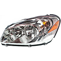 Driver Side Headlight, With bulb(s) - CX Model
