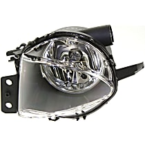 Fog Light Assembly - Driver Side, without M Package, Sedan/Wagon