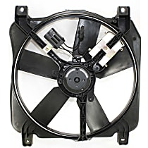 Radiator Fan - Driver Side