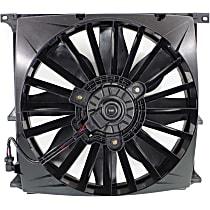 A/C Condenser Fan - Mounts Behind Grille