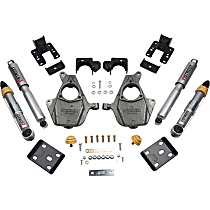 Belltech 1014SP Lowering Kit - Direct Fit, Kit