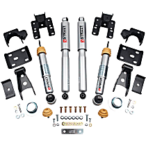 1018SP Lowering Kit - Direct Fit, Kit