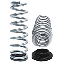 Belltech Pro Coils and Spacer 12206 Front Lowering Springs - 1-2 in., Set of 2