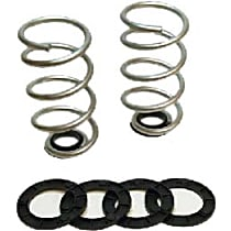 Belltech Pro Coils and Spacer 12462 Lowering Springs - 1-2 in., Set of 2
