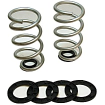 12463 Belltech Pro Coils and Spacer Lowering Springs - 1-2 in., Set of 2