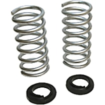 Belltech Pro Coils and Spacer Front Lowering Springs - 2-3 in., Set of 2