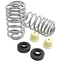 Belltech Pro Coils and Spacer Lowering Springs - 2-3 in., Set of 2 Rear