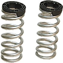 Belltech Pro Coils and Spacer Front Lowering Springs - 1-3 in., Set of 2