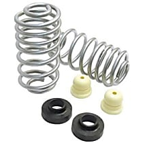 34324 Belltech Pro Coils and Spacer Lowering Springs - 2.5-3.5 in., Set of 2