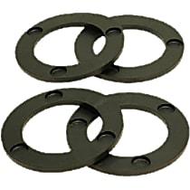 34855 Leveling Kit - Black, Polyurethane, Direct Fit, Set of 2