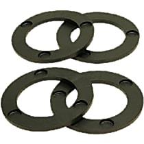 Belltech 34855 Leveling Kit - Black, Polyurethane, Direct Fit, Set of 2