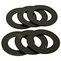 Belltech 34932 Leveling Kit - Black, Polyurethane, Direct Fit, Set of 3