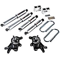 440SP Lowering Kit - Direct Fit, Kit