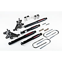 444ND Lowering Kit - Direct Fit, Kit