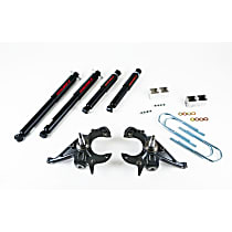 612ND Lowering Kit - Direct Fit, Kit