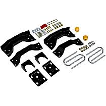6442 Axle Flip Kit - Direct Fit, Kit