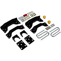 Belltech 6442 Axle Flip Kit - Direct Fit, Kit