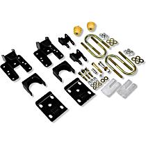 6519 Axle Flip Kit - Direct Fit, Kit